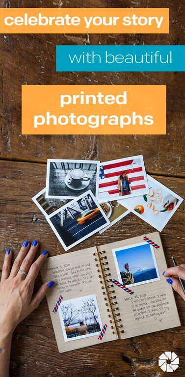 want to print your iPhone photos? the timeshel app lets you select your photos, pick your photo size, and will print and deliver them each month. it's the most convenient way to print iPhone photos!