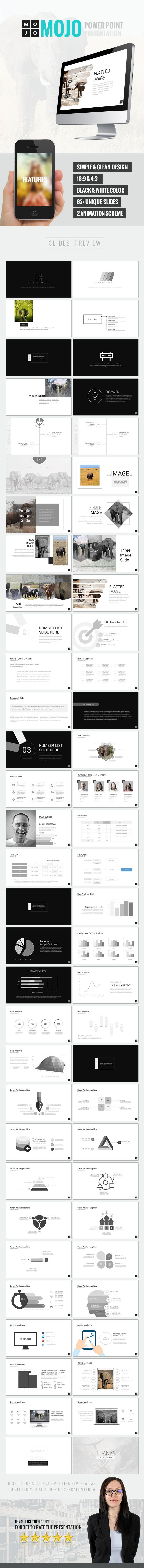 Mojo Power Point Presentation — Powerpoint PPTX #professional #presentation • Download ➝ https://graphicriver.net/item/mojo-power-point-presentation/19237504?ref=pxcr