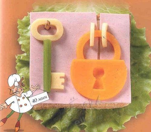 Карвинг для детей - фото. Интересные идеи для оформления блюд