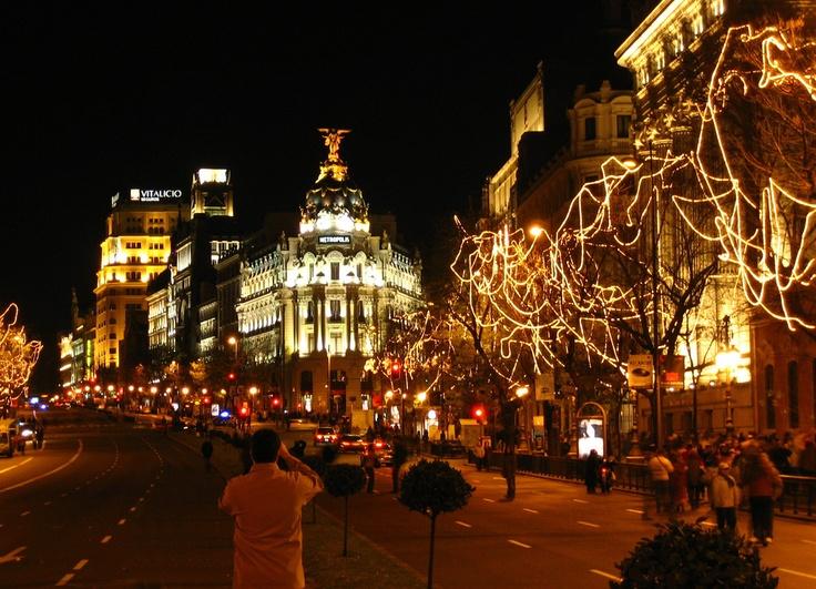 Tonight, Madrid