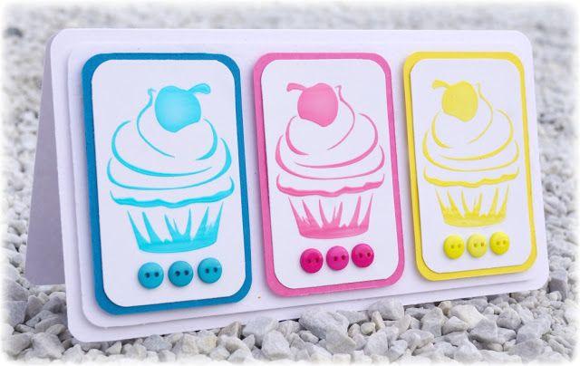 Mitt Lille Papirverksted: I Just LOVE Cupcake's