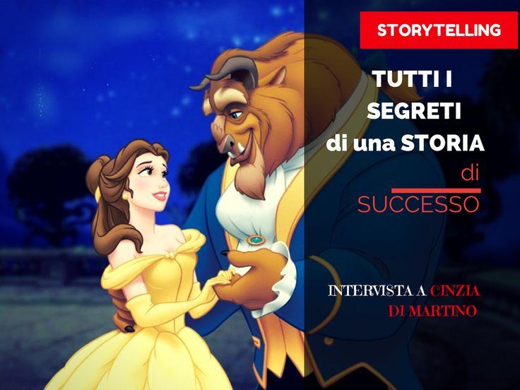 Storytelling: Cinzia Di Martino ci racconta i segreti di una storia di successo