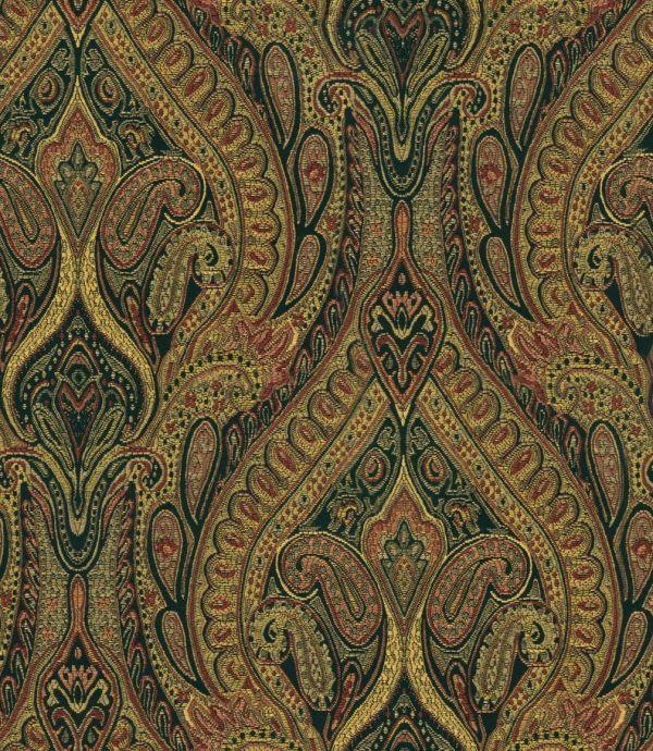 a waverly paisley fabric - Waverly Bedding
