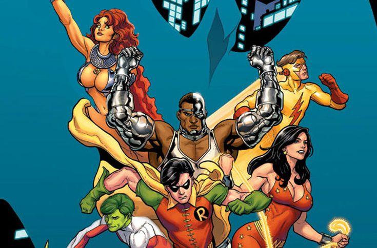 Teen Titans TV Show Promises to Remain True to Comics - http://renegadecinema.com/36840/teen-titans-tv-show-promises-to-remain-true-to-comics