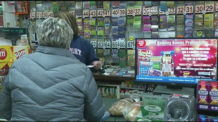 nice #Check your ticket, Mega Millions winning numbers are in! -VIDEO
