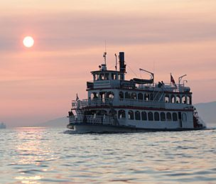 Harbour Cruises & Events (Vancouver, BC)  - Indian Arm Luncheon Cruise