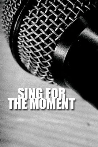 We love music and singing here at Valley View Casino Center! #Singing #Music #Lyrics
