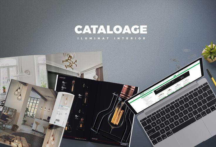 Rasfoieste cataloagele celor mai mari producatori de iluminat interior si descopera stilul care te defineste.