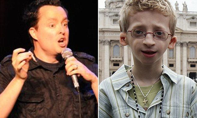 but then anyone else can sue..Popular Canadian comedian ordered to pay $35,000 to disabled singer