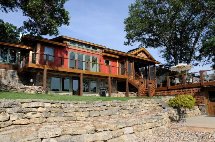 55 best vacation homes for group weekend images on for Fishing cabin rentals wisconsin