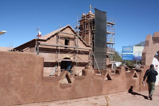 Firma de Convenio en San Pedro de Atacama