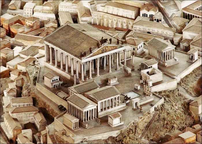 храм юпитера юноны и минервы