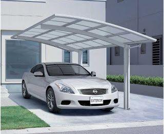 15 model kanopi untuk carport mobil anda ~ KANOPI PREMIUM