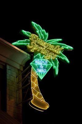 Eternal Springs Neon Sign