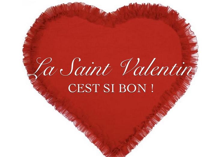 La Saint Valentin... C'est si bon !