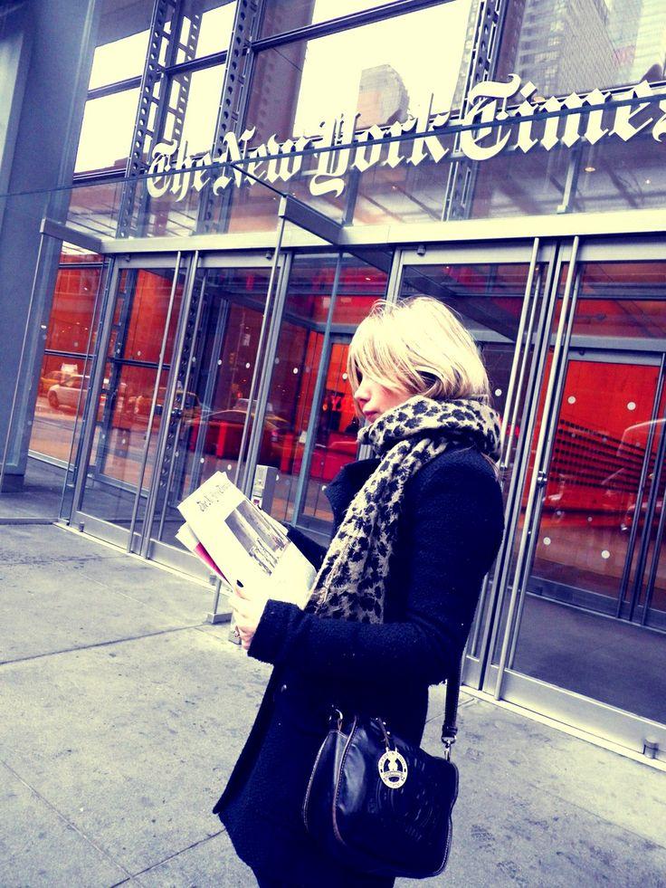 New York- New York Times