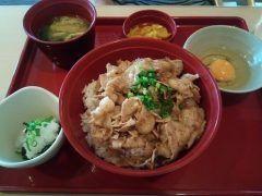今日のお昼はジョイフル鳥栖中央店ですたみな豚丼 食べました これで590円はお得 ご飯を大盛にしても料金変わらず #ジョイフル #ランチ tags[佐賀県]
