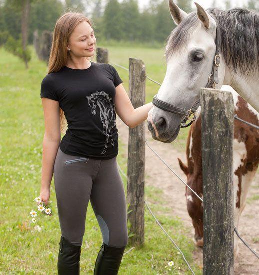 Equestrian Brands International ™ - ELATION RED LABEL EURO SEAT BREECH