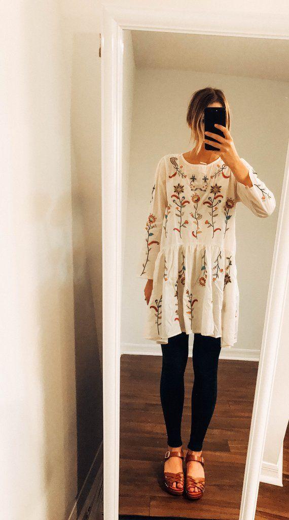 blossom tunic