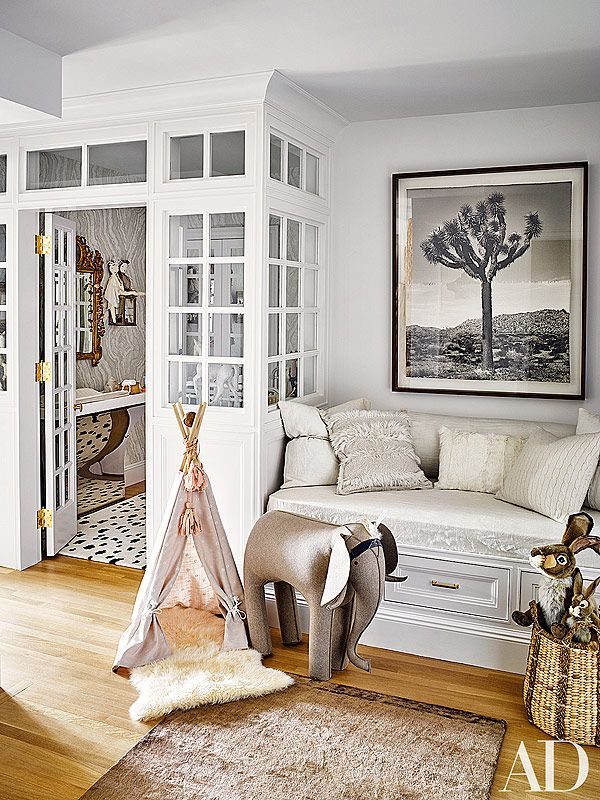 Nate Berkus and Jeremiah Brent's Nursery