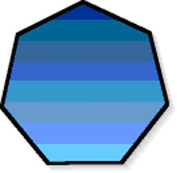 Common Worksheets shapes heptagon : 78+ ideas about Six Sided Polygon on Pinterest   Origami flowers ...