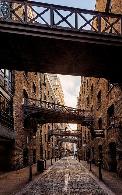 Shad Thames Crossing | Flickr - Photo Sharing!
