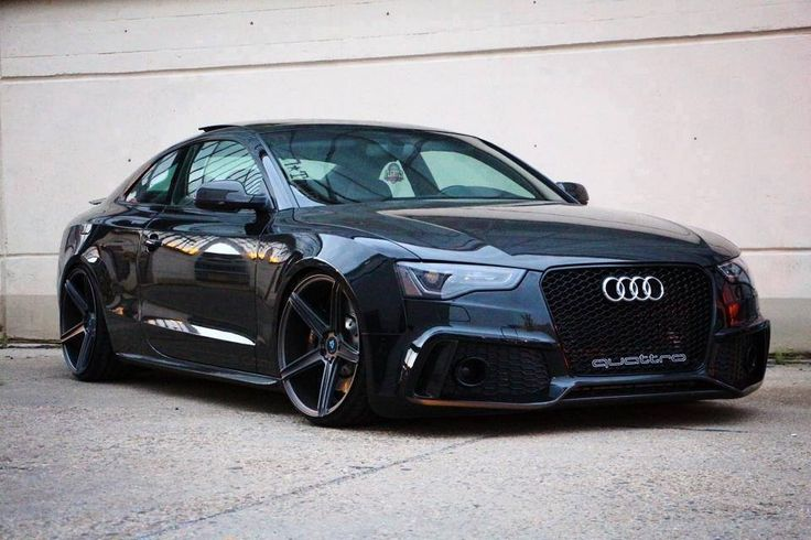 Gallery For > Custom Audi Rs5