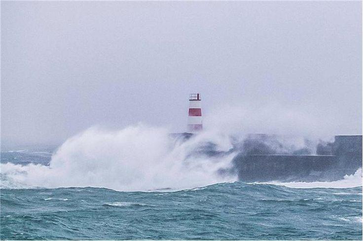 Tempestade vai atingir a costa portuguesa a partir de quarta-feira
