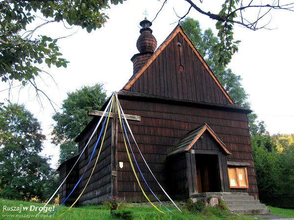 Bieszczadzkie drewniane kościoły
