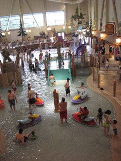 Review of Great Wolf Lodge, Grand Mound (Centralia), Washington - TravelswithBaby.com http://www.travelswithbaby.com/planning/review_greatwolf_WA.htm