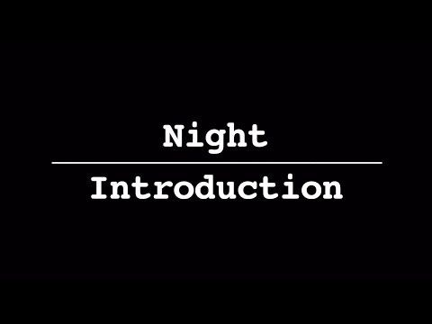 Night by Elie Wiesel | Introduction | 60second Recap®