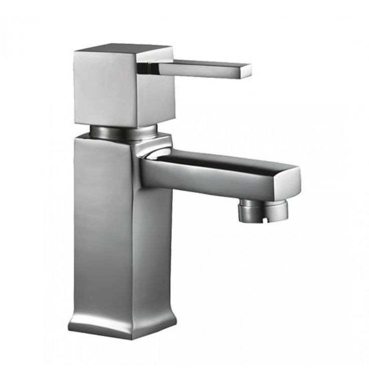 Hindware Italian Collection Rubbic Pillar Cock Faucet In Chrome (F190001)