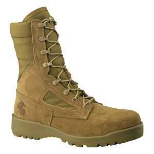 Used Belleville / Bates / Altama USMC Boots