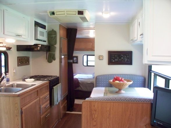 17 Best Images About Travel Trailer Updating On Pinterest