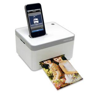 The iPhone Photo Printer - I. Want. This.