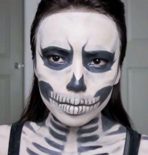 30 easy halloween makeup ideas tutorials best halloween - Best Halloween Makeup To Use