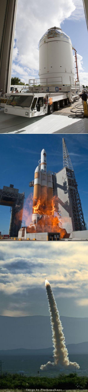 Meet Orion, NASA\'s New Deep Space Explorer