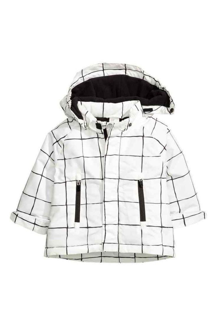Gewatteerde winterjas | H&M
