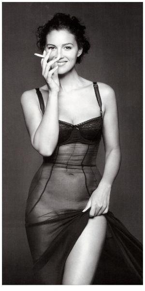 Monica Bellucci // Photo by Gian Paolo Barbieri