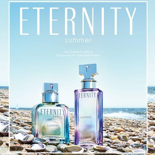 Calvin Klein CK Eternity #summer