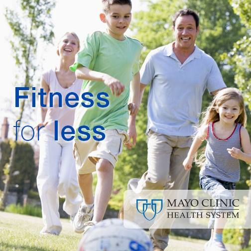 Don't let gym membership costs keep you from working out. There are lots of affordable — and even free — ways to get fit: http://mayocl.in/1KOFyvg