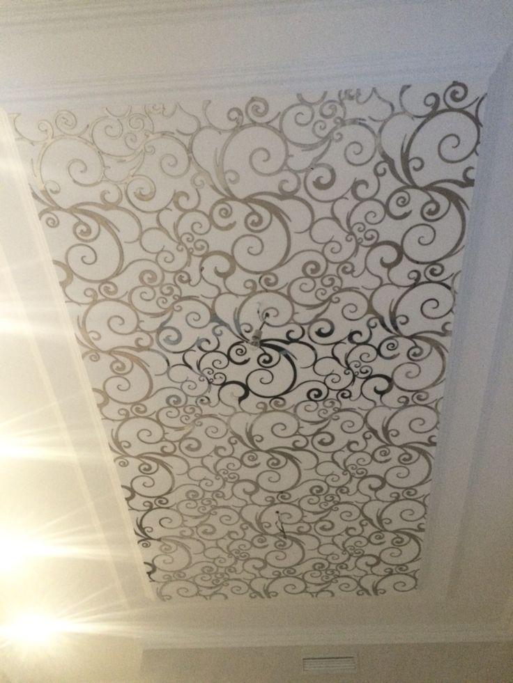 Stainless Steel Laser Cut Ceiling Kverkus Pinterest