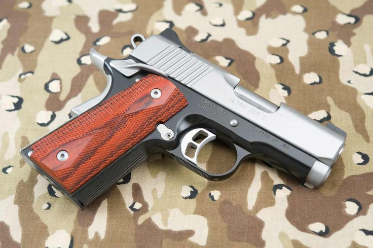 The 5 Best Concealed Carry Guns to Keep You Safe