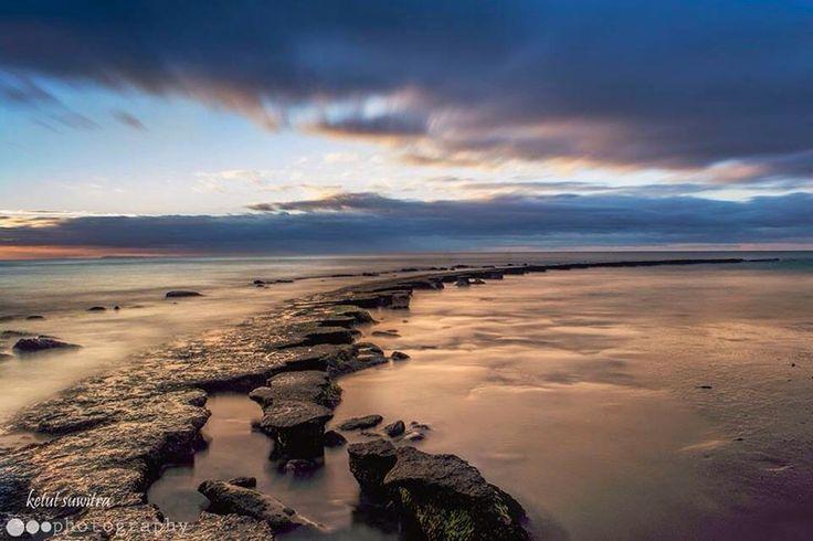 Jan Juc, Bird Rock, Beach, Victoria, Australia