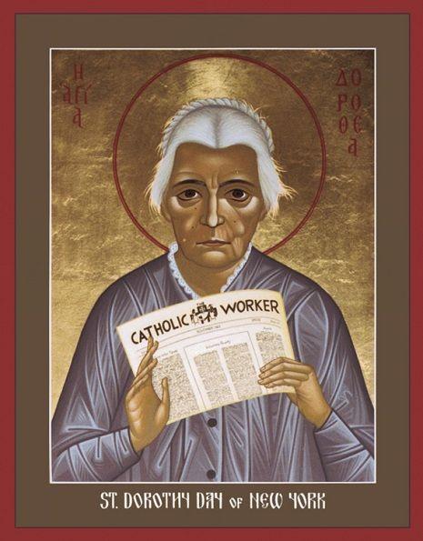 Socialist Anarchist Dorothy Day Endorsed by US Bishops for Sainthood