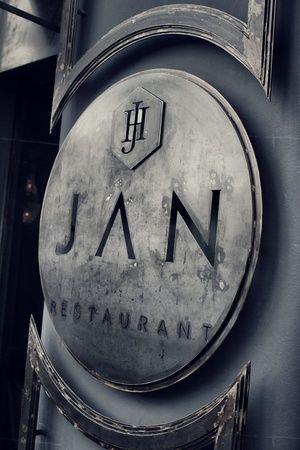 RESTAURANT JAN | Restaurant Exterior - Facade | Nice, France #onemichelinstar