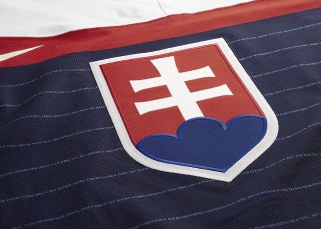Nike Reveal Slovakian National Ice Hockey Team Kit