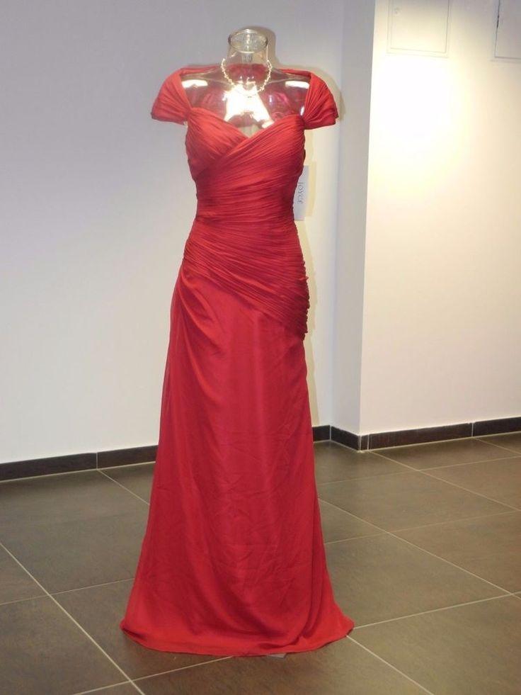Nice Edel Abendkleid Brautkleid Ausstellungsst ck gr