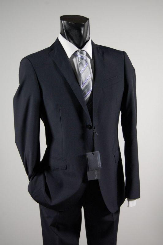John barritt slim fit dress blue or black