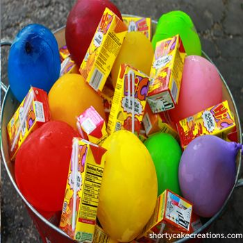 Forget running to the store for ice. Buy a bag of balloons and fill them up with tap water. Freeze them over night and place the balloons in your cooler just as you would with crushed ice. Bonus: After the ice melts you have all the ammo you need for an all out water balloon fight!